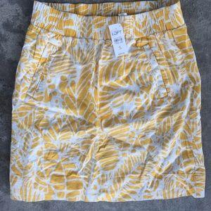 LOFT Skirts - Brand new loft skirt